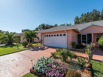 Lely Country Club Tanglewood 1 Single Family Home For Sale: 510 Saint Andrews Blvd #16