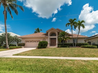 Marco Island Single Family Home For Sale: 1124 Lighthouse Ct #7