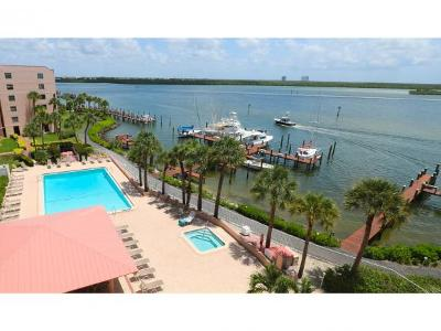 Marco Island Condo/Townhouse For Sale: 1085 Bald Eagle Dr #607