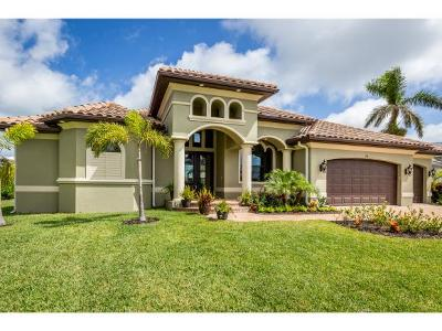 Marco Island Single Family Home For Sale: 616 Somerset Ct #23
