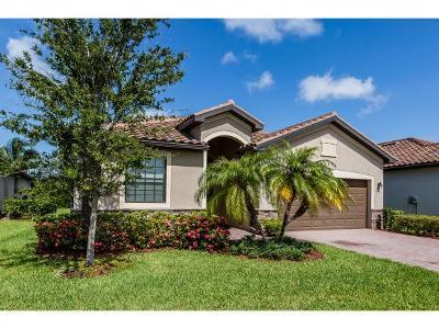 Naples Single Family Home For Sale: 3739 Treasure Cove Cir