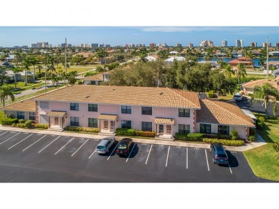 Marco Island Condo/Townhouse For Sale: 136 Leland Way #6