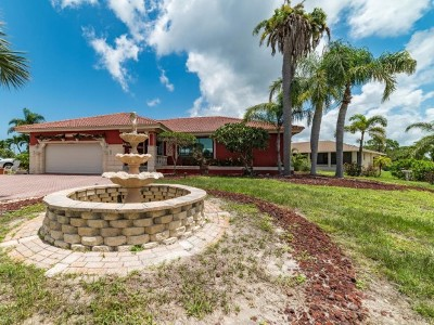 Marco Island Single Family Home For Sale: 433 Hartley St #6