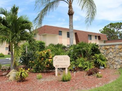 Marco Island Condo/Townhouse For Sale: 457 Tallwood St #306