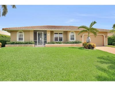 Marco Island Single Family Home For Sale: 364 Colonial Ave #12