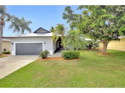Marco Island Single Family Home For Sale: 1325 Bayport Ave #2