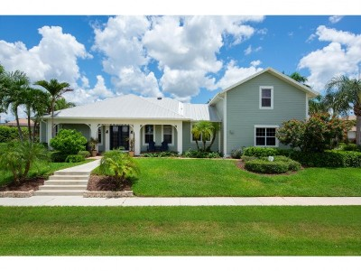 Marco Island Single Family Home For Sale: 1767 Hummingbird Ct #3