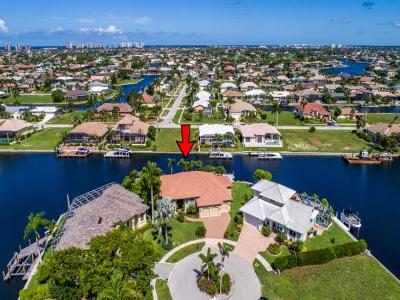 Marco Island Single Family Home For Sale: 1766 Maywood Ct #3
