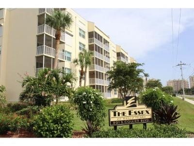 Marco Island Condo/Townhouse For Sale: 801 S Collier Blvd #505
