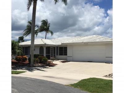 Marco Island Single Family Home For Sale: 93 Buttercup Ct #6
