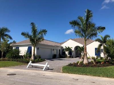 Naples Single Family Home For Sale: 3264 Tavolara Ln #1