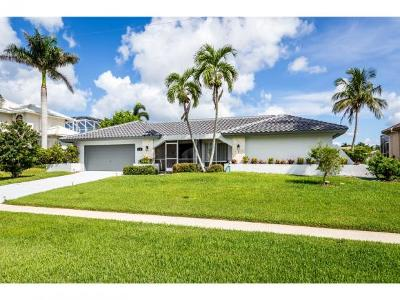 Marco Island Single Family Home For Sale: 1201 Ludlam Ct #10