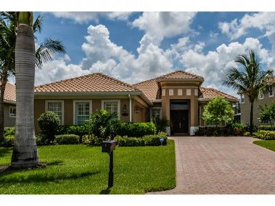 Naples Single Family Home For Sale: 9306 Chiasso Cove Ct