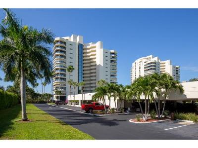 Marco Island Condo/Townhouse For Sale: 730 S Collier Blvd #404