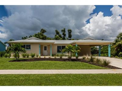 Marco Island Single Family Home For Sale: 1374 Trinidad Ave #1