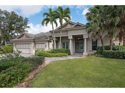 Naples Single Family Home For Sale: 7634 Mulberry Ln