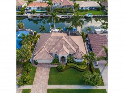 Marco Island Single Family Home For Sale: 1134 Whiteheart Ct #1134