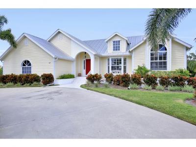Marco Island Single Family Home For Sale: 467 Nassau Ct #3