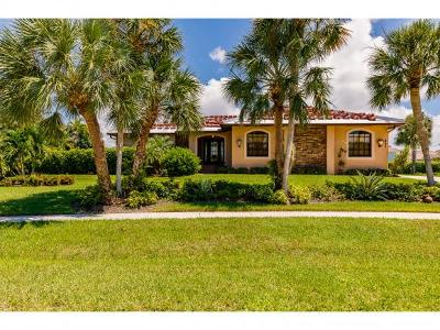 Marco Island Single Family Home For Sale: 297 Castaways St #6