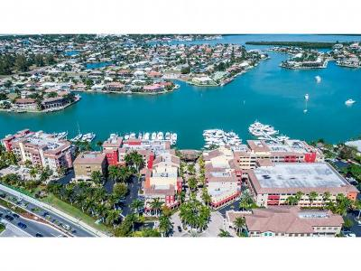 Marco Island Condo/Townhouse For Sale: 740 N Collier Blvd #309