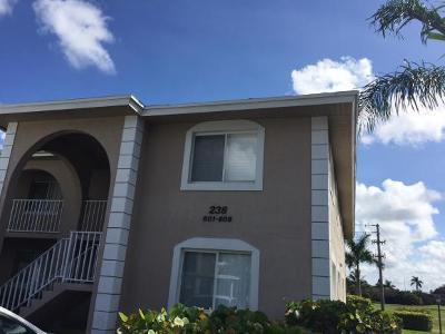 Naples Condo/Townhouse For Sale: 238 Pebble Beach Blvd #607