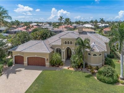 Marco Island Single Family Home For Sale: 350 Meadowlark Ct