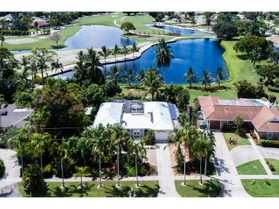 Marco Island Single Family Home For Sale: 1217 Fruitland Ave #1