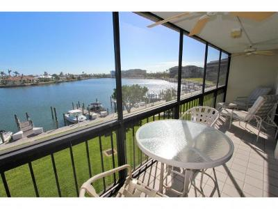 Marco Island Condo/Townhouse For Sale: 591 Seaview Ct #306