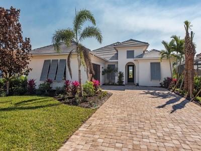 Naples Single Family Home For Sale: 3198 Cotuit Ln #20