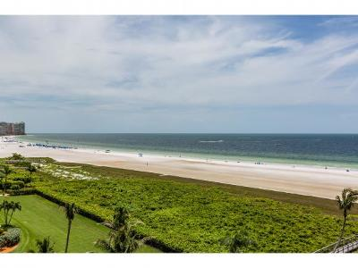 Marco Island Condo/Townhouse For Sale: 220 S Collier Blvd #701