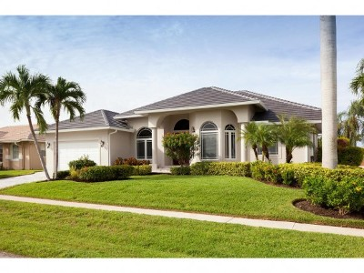 Marco Island Single Family Home For Sale: 418 Waterleaf Ct #6
