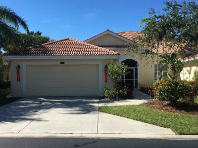 Naples Single Family Home For Sale: 8449 Bent Creek Ct