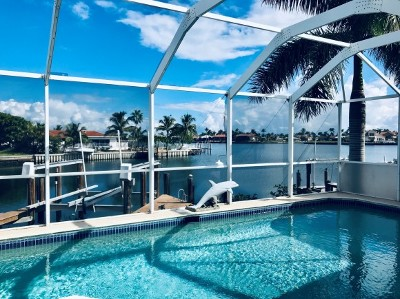 Marco Island Single Family Home For Sale: 1008 Fieldstone Dr #7
