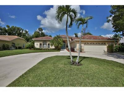 Marco Island, Naples Single Family Home For Sale: 121 Palmetto Dunes Cir