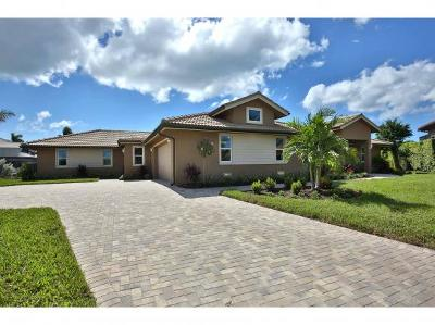 Marco Island Single Family Home For Sale: 55 Primrose Ct #7