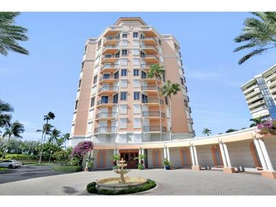 Marco Island Condo/Townhouse For Sale: 530 S Collier Blvd #201