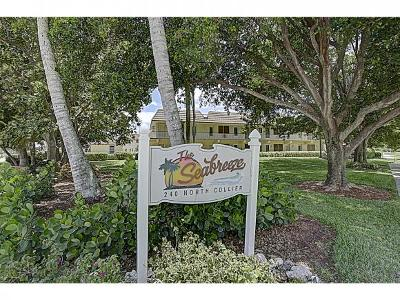 Marco Island Condo/Townhouse For Sale: 240 N Collier Blvd #6