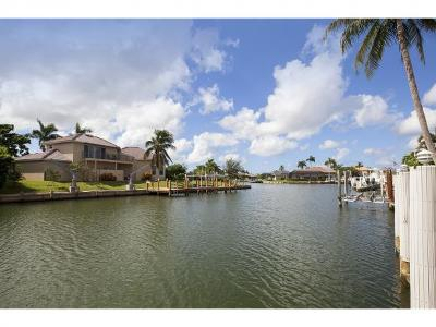 Marco Island Single Family Home For Sale: 1259 Treasure Ct #7