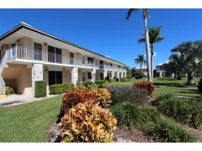 Aquarius Apts Of Marco Island Condo/Townhouse For Sale: 167 N Collier Blvd #G7