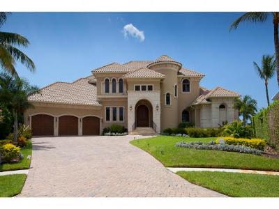 Marco Island, Naples Single Family Home For Sale: 870 Copeland Dr #13