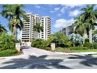Marco Island Condo/Townhouse For Sale: 220 S Collier Blvd #703