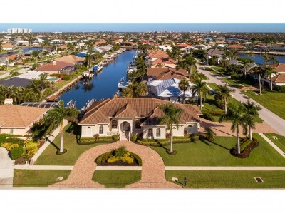 Marco Island Single Family Home For Sale: 1194 Whiteheart Ct #7