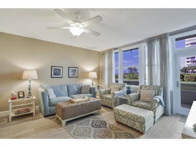 Marco Island Condo/Townhouse For Sale: 240 Seaview Ct #106