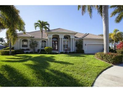 Marco Island Single Family Home For Sale: 1200 Mistletoe Ct #7