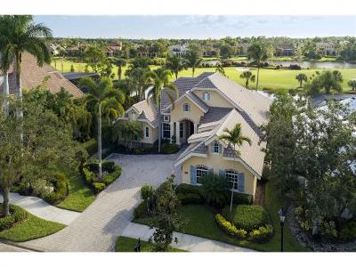 Naples Single Family Home For Sale: 7770 Mulberry Ln #2