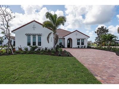 Naples Single Family Home For Sale: 3206 Cotuit Ln #22