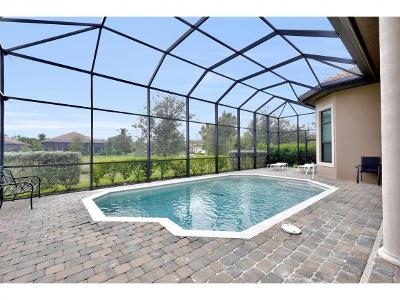 Naples Single Family Home For Sale: 7372 Lantana Way