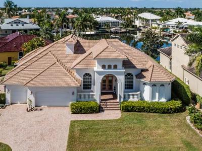 Marco Island Single Family Home For Sale: 1824 Apataki Ct #13