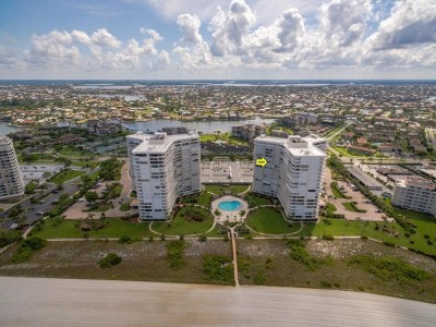 Marco Island Condo/Townhouse For Sale: 260 Seaview Ct #1201