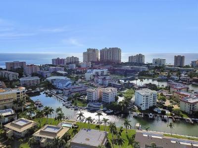 Marco Island Condo/Townhouse For Sale: 901 Huron Ct #B-4